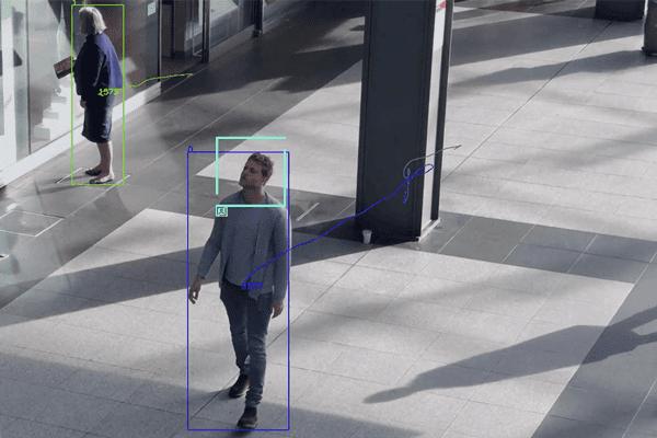 smart video analytics people tracking public transportation